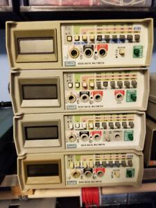 Fluke Bench Multimeters - Electronic Test Equipment