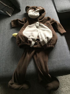 Toddler Boys Costumes - Monkey or Roo (Winnie the Pooh)