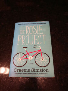 "Used Graeme Simsion's ""The Rosie Project"""