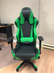 DXRacer Racing gaming series LED chair - Used only 2 months