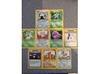 Rare Pokemon Cards OFFERS PLEASE