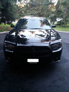2011 Dodge Charger SXT Plus - Rare Black on Tan Leather