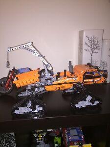 Lego tecnic and idea sets