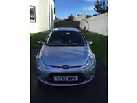 2012 Ford Fiesta Zetec 10% of this sale price goes to helpforarchie