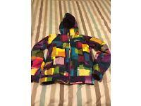 Westbeach Ladies Ski Jacket- Size 10/12