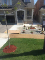 NEW NEW GRASS? Get It Done FAST! GTA West SODDING/LANDSCAPING!!