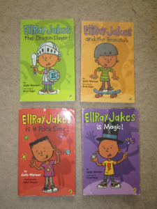 Ellray Jakes Chapter Books