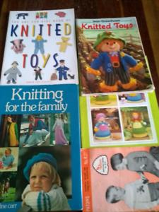 Knitting Books Assorted Reduced Other Books Gumtree Australia