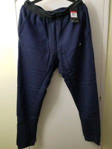 Nike fleece joggers large