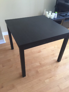 Ikea expandable dining table