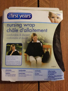 Brand New First Years Nursing Privacy Wrap