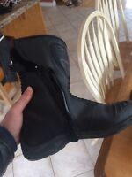 Icon motorcycle boots for sale