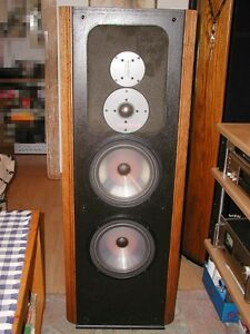 Infinity rs3a speakers