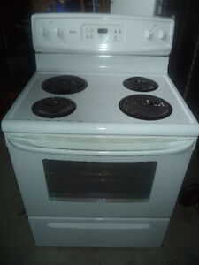 """KENMORE ELECTRIC 30"""" STOVE FOR SALE 120.00"""