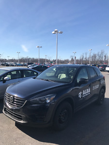 *Transfer de bail / Lease transfer* 2016 Mazda CX-5 GT