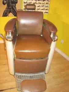 Chaise de Barbier Koken 1960 Faite moi une offre