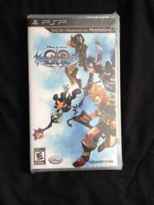 Kingdom Hearts: Birth By Sleep PSP Game *New Sealed*