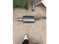 Brand New Exhaust (Polo/Golf)