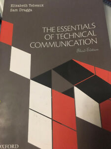 The Essentials of Technical Communication Textbook