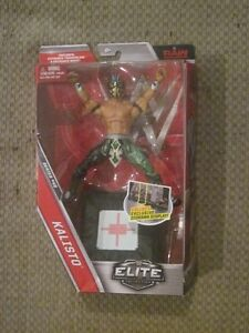 WWE Kalisto Elite Figure