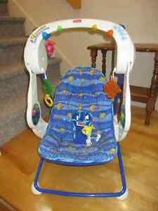 Balançoire Fisher Price 5$