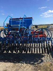 Rotary Hoe / Air Seeder Comination Ulverstone Central Coast Preview