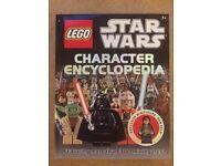 Lego, Star Wars character encyclopedia.