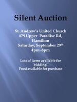 St. Andrew's Silent Auction