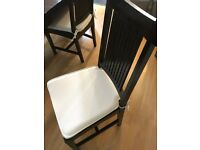 8 solid teak Lombok dining chairs (Indonesia teak)