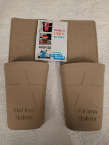 Hot Iron Holsters - Tan