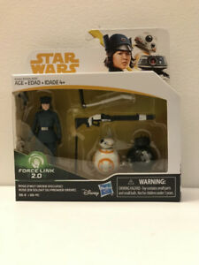 Star Wars Solo Rose BB-8 2-Pack Mint