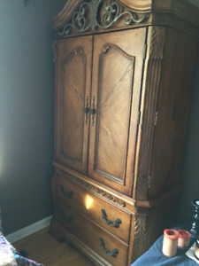 Armoire (Solid Wood)