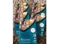 AAT Level 2 accounting books