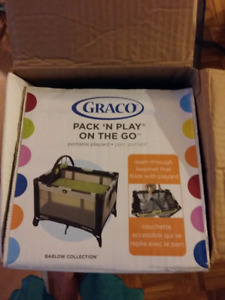 Parc graco pack 'n play on the go