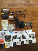 Sony HDR-AS15 + Accessories (No Trades)