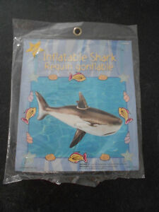 Mini Requin Gonflable