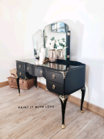 Dressing table / Console table vintage furniture