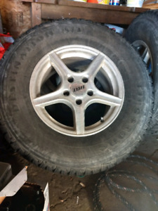 4 Rims and Tires 500 ObO