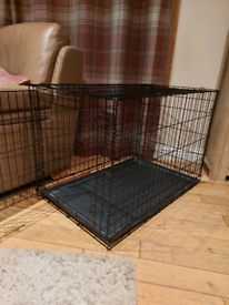 LARGE DOG CRATE (36 INCH)