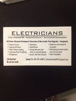 SAME DAY FREE ESTIMATE OR QUICK FIX ELECTRICIANS