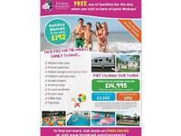 HOLIDAY HOMES STARTING £14,995 CONTACT JASON 07802348142