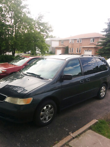 Honda Odyssey As Is