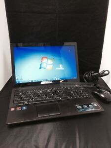 Asus  Laptop  Like New !!    HDMI / Windows 7 !!