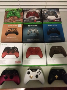 Xbox One Controllers for Sale $45 each