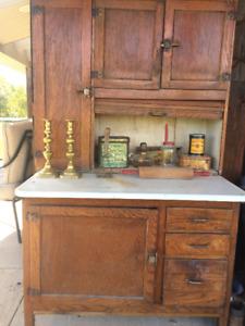 Hoosier Cabinet - Antique!