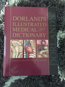 Dorland's Medical Dictionary 31st Edition