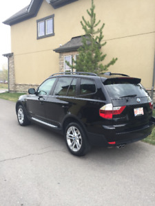 2010 BMW X3 - ONE OWNER - 139,000 KLMS - IMMACULATE CONDITION