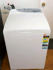 Fisher & Paykel 7.5KG washer with 3 months warranty