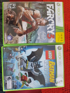 Jeux lego Xbox 360