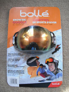 NEW Bolle or O'Neill Snowboard/Ski/Sled Goggles (asst. styles)